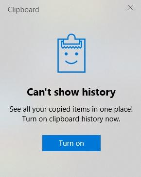 История на копираното